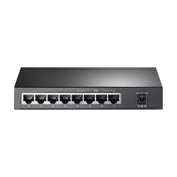 SWITCH 8 PORTAS POE TL-SF1008P 10/100MBPS TP-LINK