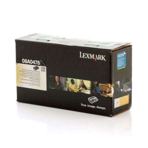 TONER REMANU. P/ IMP. LEXMARK E322 - 08A0478