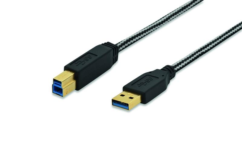 CABO USB 3.0 A MACHO X B MACHO 60544-2 MAX
