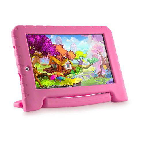 KID PAD PLUS PINK NB279 MULTILASER