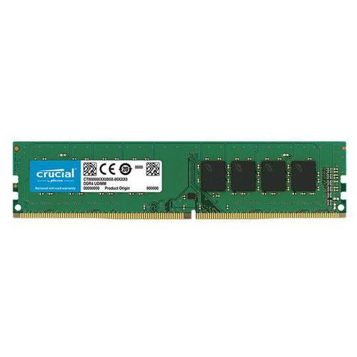 MEMORIA 4GB DDR4 2400 CRUCIAL