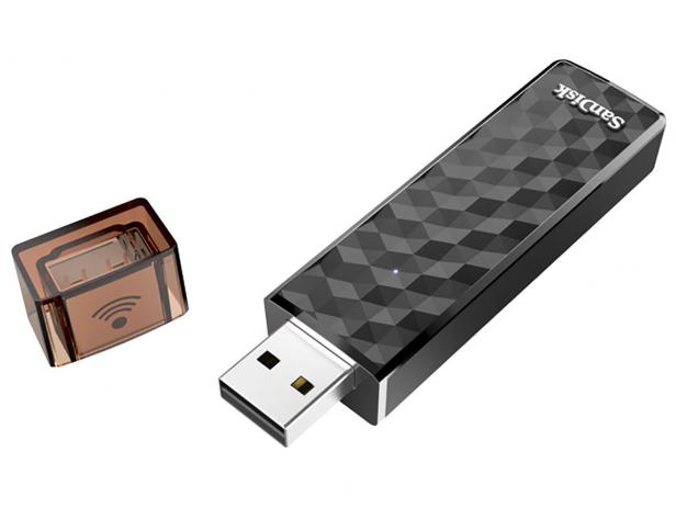 MINI ADAPTADOR WIRELESS STICK USB 16GB SANDISK