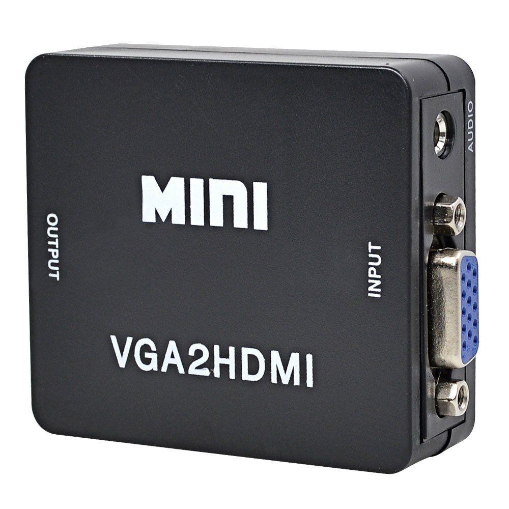 MINI CONVERSOR HDB15 F X HDMI F MD9