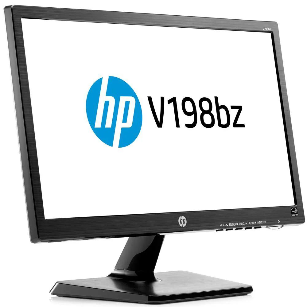 "MONITOR 18.5"" V198bz LED HD HP"