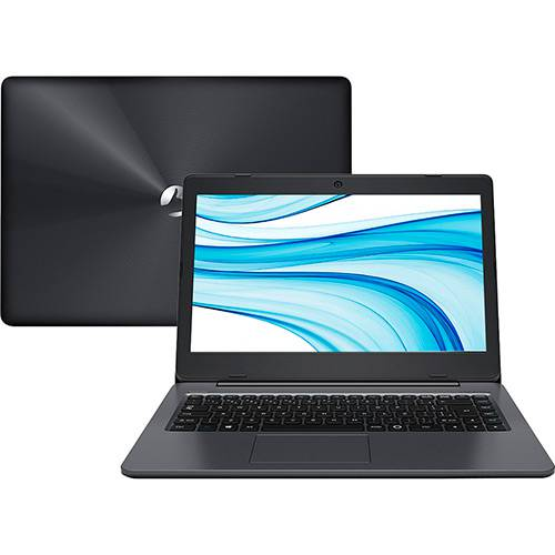 "NOTEBOOK 14"" I5 4GB 1TB LINUX STILO XCI8660 POSITIVO"