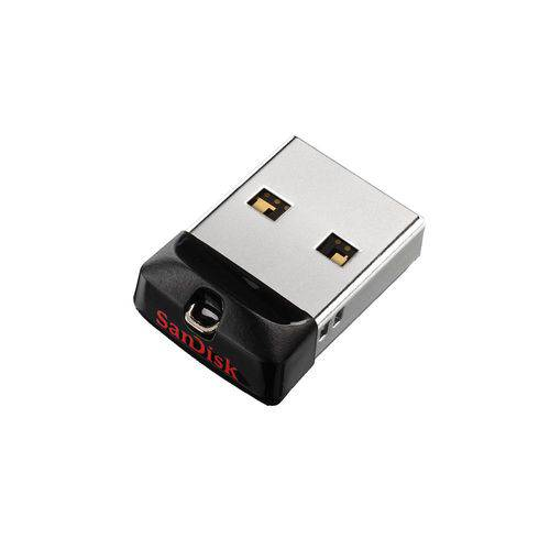 PEN DRIVE 16GB Z33 CRUZER FIT PRETO SANDISK