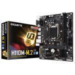 PLACA MAE H110M-M.2 LGA 1151 DDR4 7GER GIGABYTE