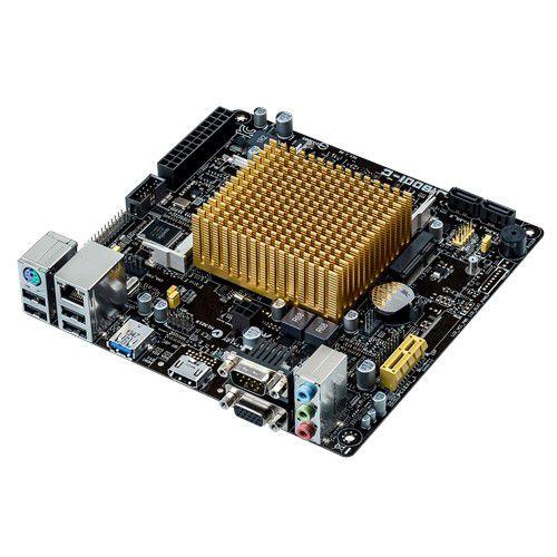 PLACA MAE J1800I-C/BR CELERON DDR3L LGA 1151 ASUS