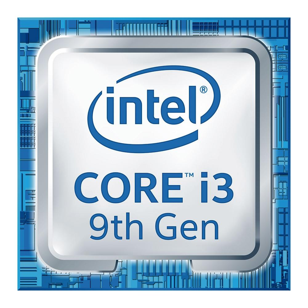 PROCESSADOR CORE I3-9100F LGA1151 9GR INTEL