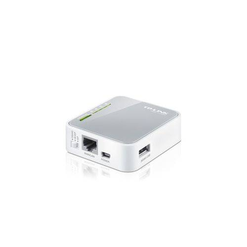 ROTEADOR WIRELESS 3G 3,75G TL-MR3020 TP-LINK