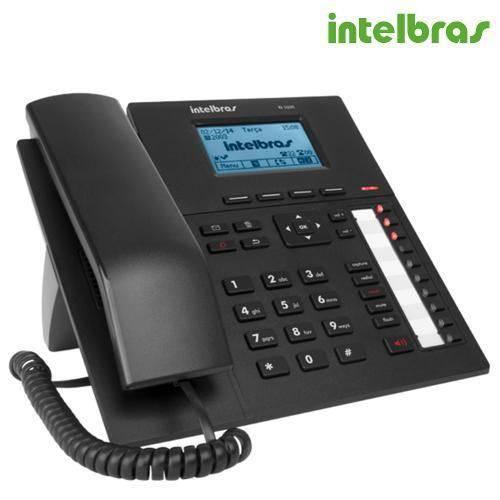 TELEFONE TERMINAL DIGITAL TI 5000 INTELBRAS