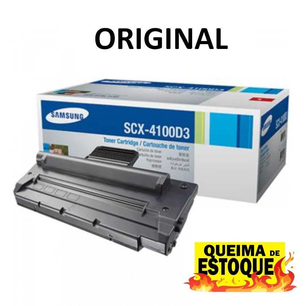 TONER PRETO SCX4100 SAMSUNG