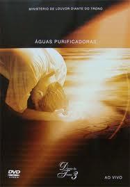 DVD Diante do Trono -  Águas Purificadoras - PROMESSAS PRECIOSAS