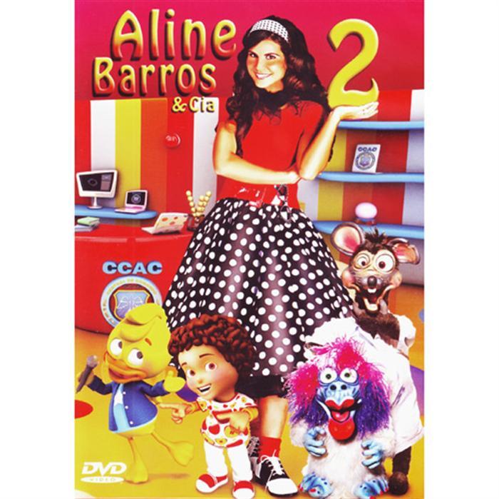 DVD Aline Barros e Cia 2 - PROMESSAS PRECIOSAS