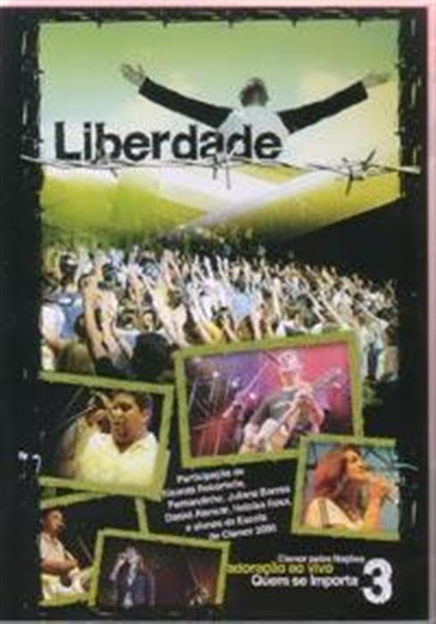 DVD Clamor pelas Nações - Liberdade - PROMESSAS PRECIOSAS