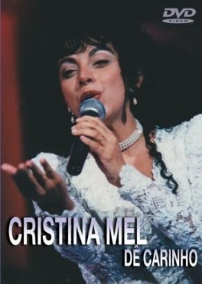 DVD Cristina Mel - Dê Carinho - PROMESSAS PRECIOSAS