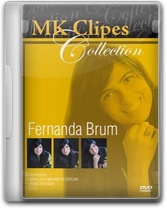 DVD Fernanda Brum - MK Clipes Collection - PROMESSAS PRECIOSAS