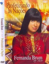 DVD Fernanda Brum - Profetizando às Nações - PROMESSAS PRECIOSAS