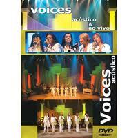 DVD Voices - Acustico Ao Vivo - PROMESSAS PRECIOSAS