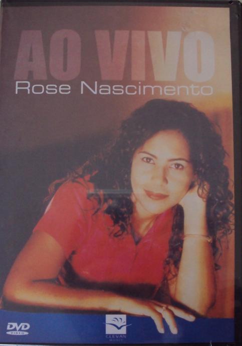 DVD Rose Nascimento  - Mais Firme que nunca Ao Vivo - PROMESSAS PRECIOSAS