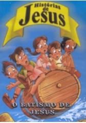 DVD Histórias de Jesus - O Batismo de Jesus - PROMESSAS PRECIOSAS