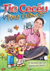 DVD Tia Cecéu - Canta para Crianças - PROMESSAS PRECIOSAS
