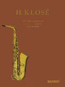 Método H. Klose Completo para Saxofones - Musical Perin