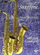 Método Amadeu Russo Saxofone - Musical Perin