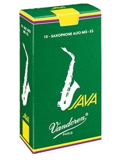 Palheta Vandoren Java Sax Alto (Unitário) - Musical Perin