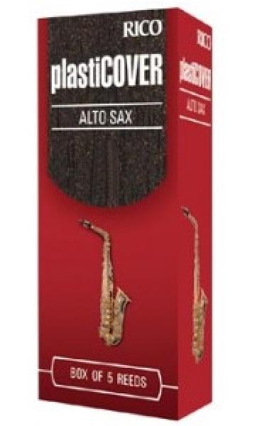 Palheta Plasticover Sax Alto (Unitário) - Musical Perin
