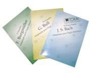 Método G Bull Órgão Tokai 25 Estudos - Musical Perin