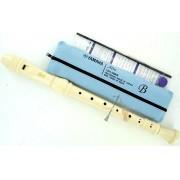 Flauta Doce Yamaha Contralto Barroca YRA 28 BIII