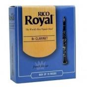 Palheta Rico Royal Clarinete