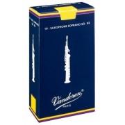 Palheta Vandoren Tradicional Sax Soprano (Unitário)