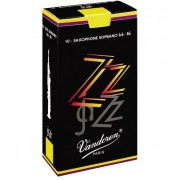 Palheta Vandoren Jazz Sax Soprano