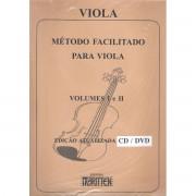 Método Nadilson Gama Viola Vol. I e II