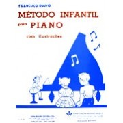 Método Francisco Russo Infantil Piano