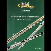 Método Sopro Novo Yamaha Flauta