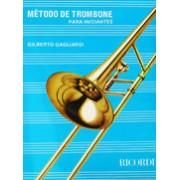 Método Gagliardi Trombone de Vara