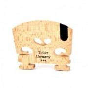 Cavalete Violino Teller Dente de Ébano 4/4 3*