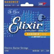 Encordoamento Elixir .011 Guitarra