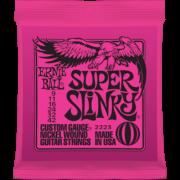 Encordoamento Ernie Ball Super Slinky Guitarra 09
