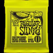 Encordoamento Ernie Ball Regular Slinky Guitarra 010