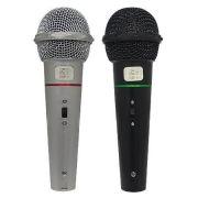 Microfone CSR 505 Dynamic Duplo