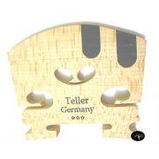Cavalete Violino Teller 2 Dentes de Ébano 4/4 3*