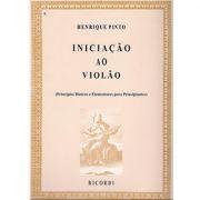 Método Iniciação ao Violão Henrique Pinto Vol. 1