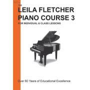 Método Leila Fletcher Piano Vol. 3