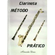 Método Almeida Dias Clarinetes
