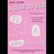 Método A Dose do Dia Mini-livro para Piano
