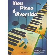 Método Meu Piano é Divertido Vol. 1